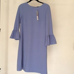 {Preston & York} Robin Blue Dress